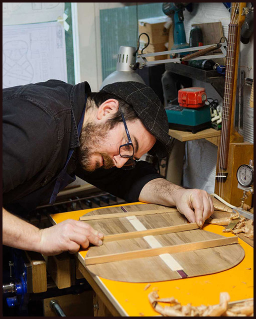 Matías Costa luthier instrumentos artesanales