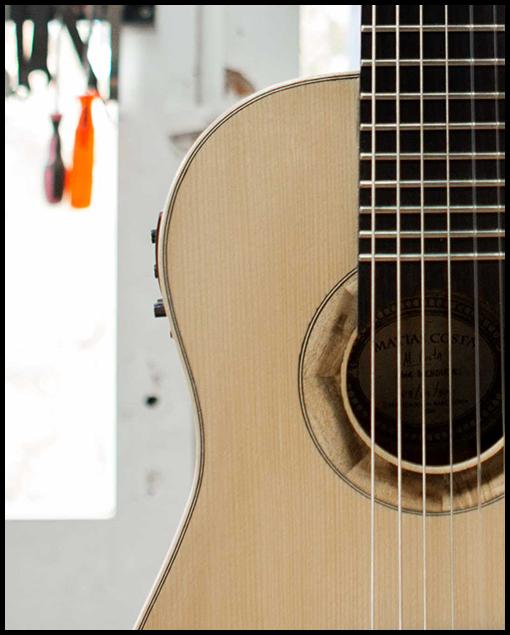 luthier guitarras Barcelona