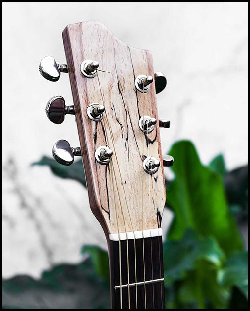 Clavijero guitarra artesanal de luthier